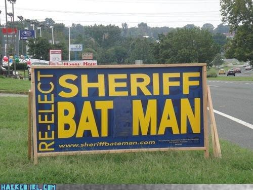 The Dark Knight Is Above The Law