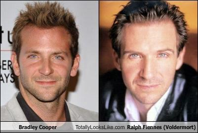 Bradley Cooper Totally Looks Like Ralph Fiennes (Voldermort)