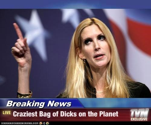 Breaking News - Craziest Bag of Dicks on the Planet