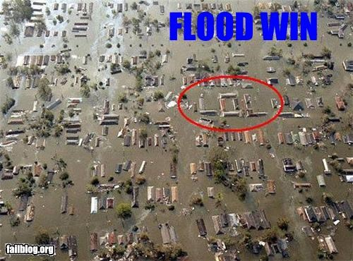 FLOOD WIN