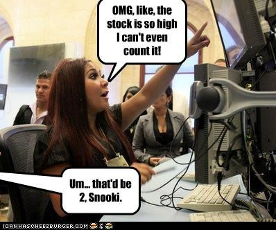 Oh Snooki, That Was a Good Try Though