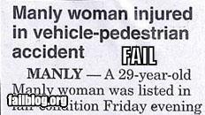 description,failboat,gender bender,g rated,man,newspaper,woman