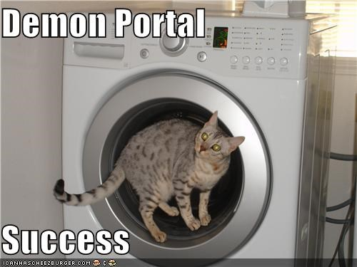 Demon Portal  Success