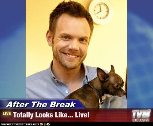 After The Break - Totally Looks Like... Live!