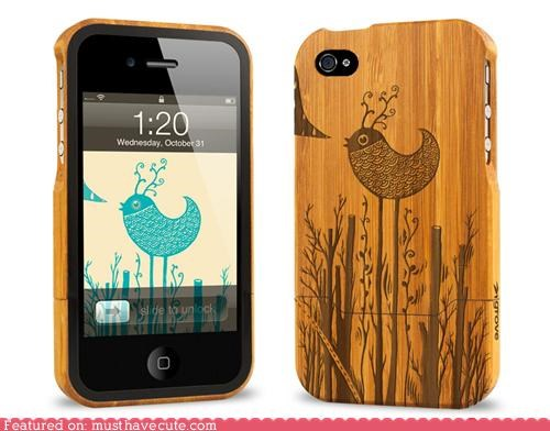 Cute Bamboo iPhone Cases