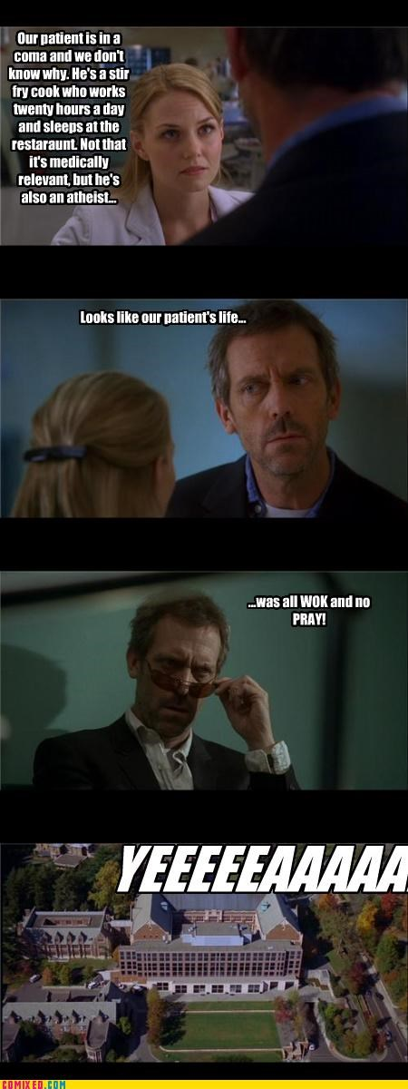 Oh House You Cad
