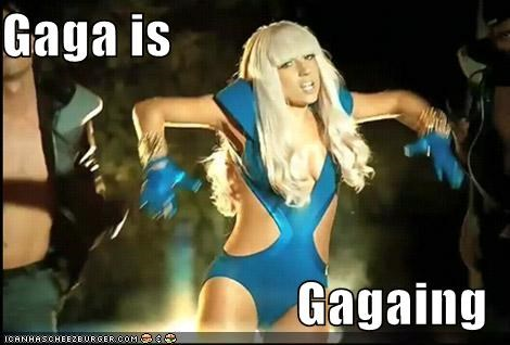 Gaga is  Gagaing