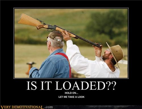 IS IT LOADED??