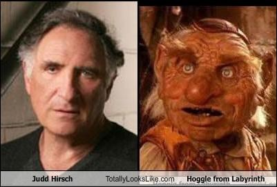Judd Hirsch Totally Looks Like Hoggle from Labyrinth