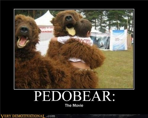 PEDOBEAR: The Movie