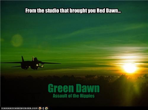 From the studio that brought you Red Dawn...