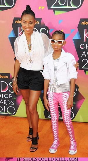 boots,crazy,laced,pants,pink,tied,willow smith