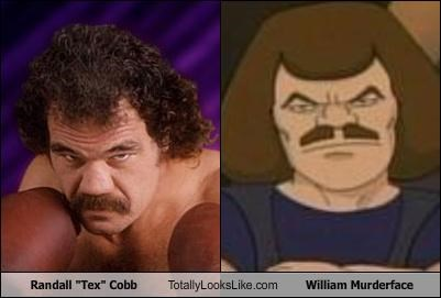"Randall ""Tex"" Cobb Totally Looks Like William Murderface"