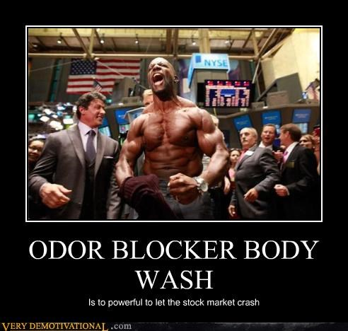 ODOR BLOCKER BODY WASH