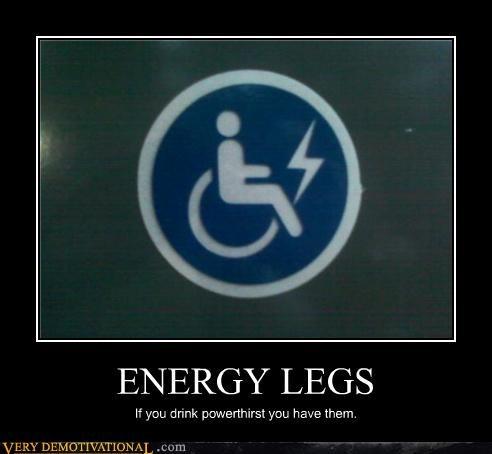 ENERGY LEGS