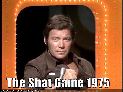 The Shat Game 1975