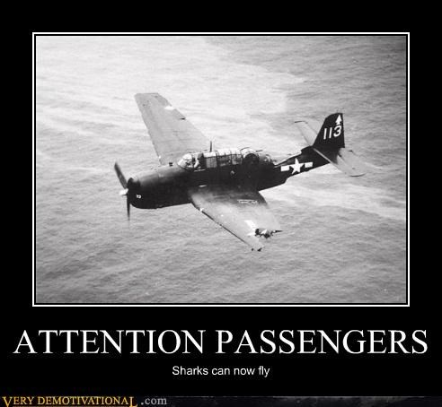ATTENTION PASSENGERS