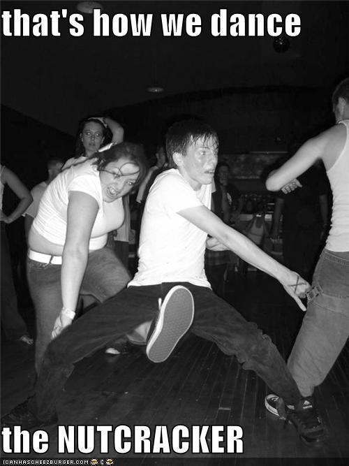 that's how we dance  the NUTCRACKER