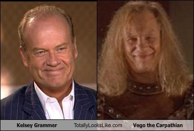Kelsey Grammer Totally Looks Like Vego the Carpathian
