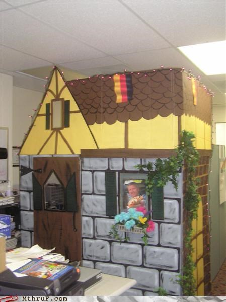 Cubicastle Is Impenetrable