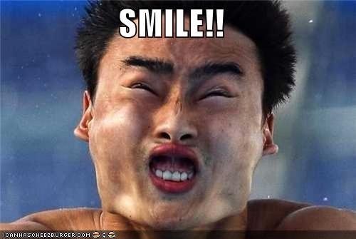 derp,my gosh what a derp,smile,teeth everywhere,wathurr