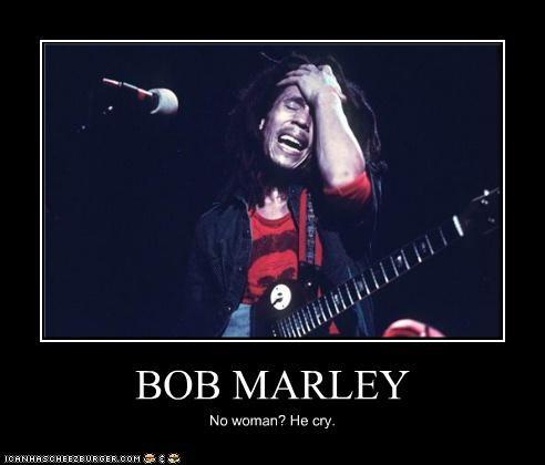 bob marley,cry,crying,emo,musicians,no woman no cry,Sad,Songs