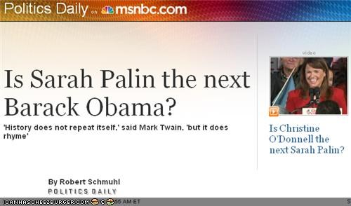 MSNBC: Asking The Tough Questions
