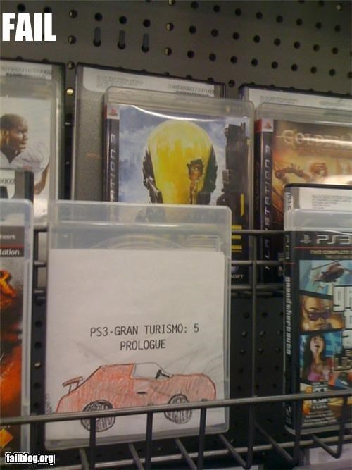 Blockbuster FAIL