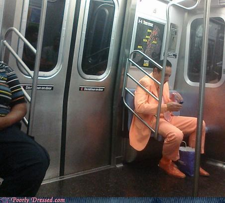 The Subway Salmon