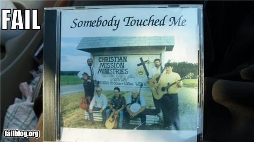Christian CD Name Fail