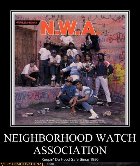 NEIGHBORHOOD WATCH ASSOCIATION
