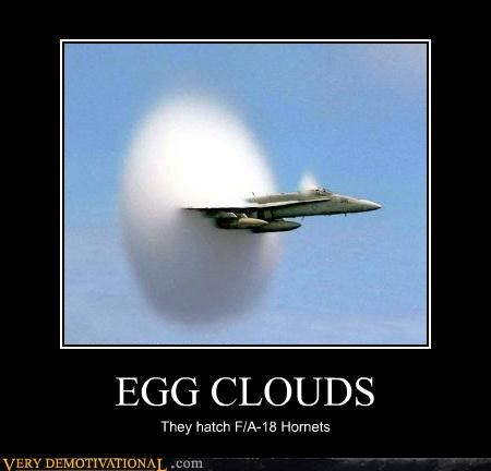 EGG CLOUDS