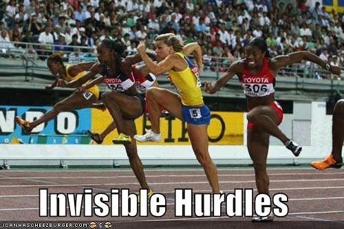 Invisible Hurdles