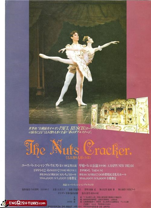 The Nuts Cracker