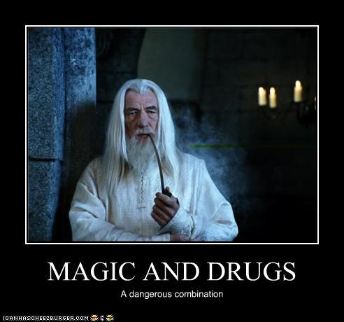 MAGIC AND DRUGS