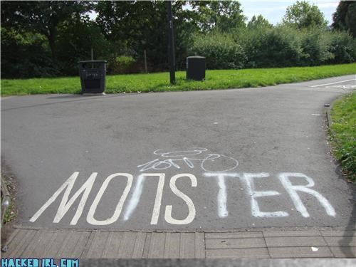 Stop for Monsters