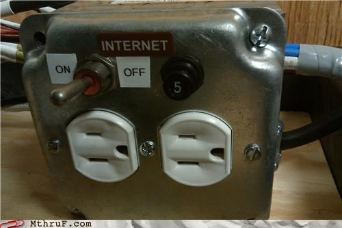Don't Flip That Switch!