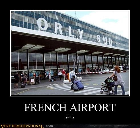 FRENCH AIRPORT