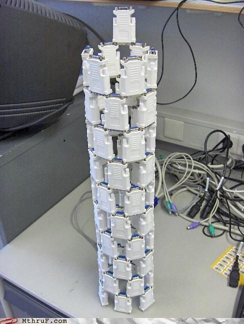 adapters,boredom,build,monitors,tower