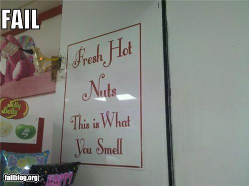 Smell Fail