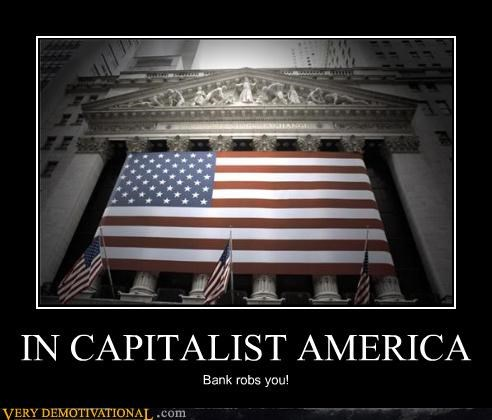 IN CAPITALIST AMERICA