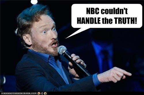 NBC Couldn't Handle The Truth!