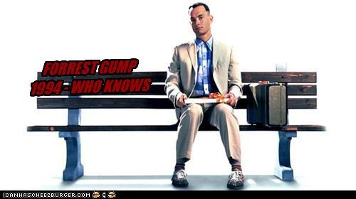 FORREST GUMP 1994 - WHO KNOWS