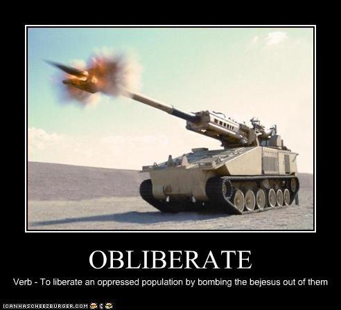 OBLIBERATE
