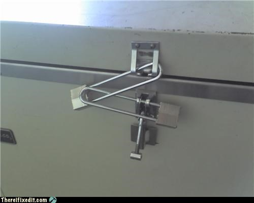 Locked Tight