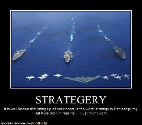 STRATEGERY