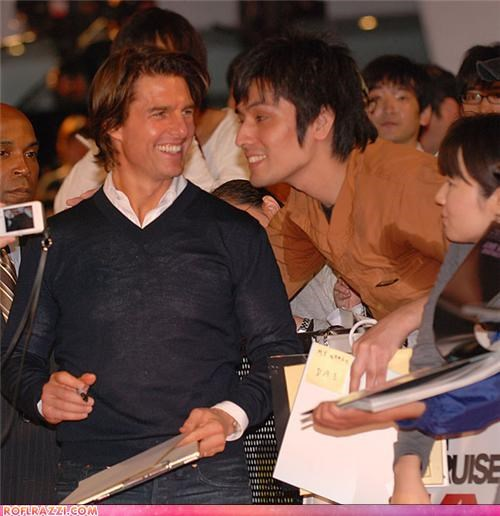 Awkward,gay,ROFL Photo of the Day,Tom Cruise