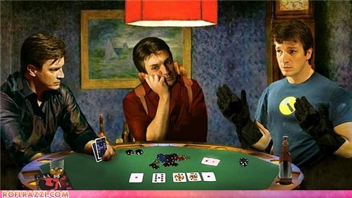 Can't Decide if I Like This More or Less than 'Dogs Playing Poker'