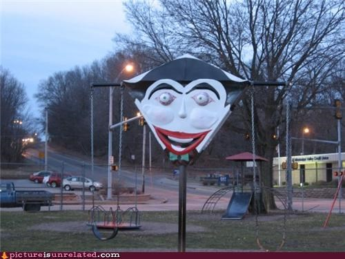 Even IT is Afraid of This Playground