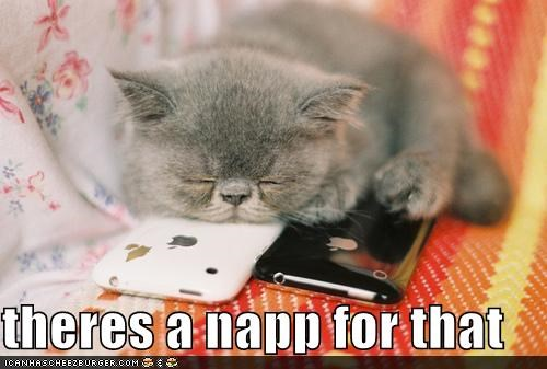 theres a napp for that